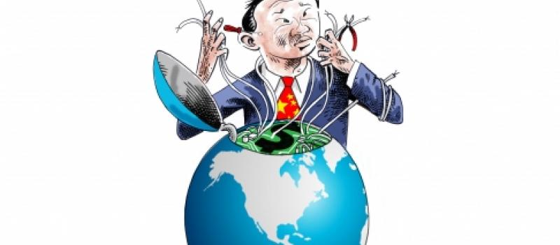 China is not quite ready to rewire global finance